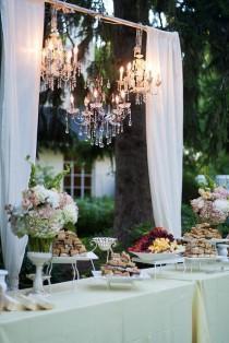 wedding photo - Weddings-Dessert Table