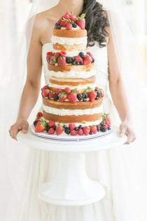 wedding photo - торты