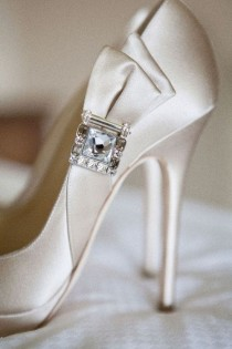wedding photo - Bridal Shoes
