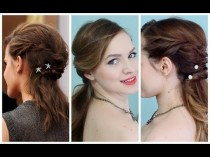 wedding photo - Emma Watson Oscars Chignons