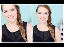 wedding photo - Carrousel Braid The Easy Way!