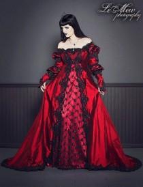 wedding photo - Vampire thème de mariage