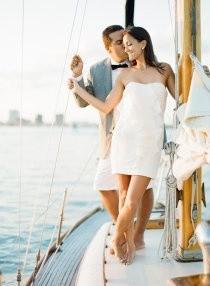 wedding photo - Nautical Wedding Inspiration