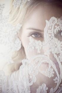 wedding photo - Lovely Lace Wedding...