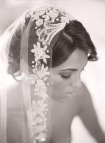 wedding photo - Voiles de mariage