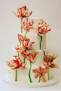wedding photo - Красивые Торты И Кексы II