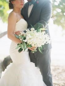 wedding photo - Тропический Букеты