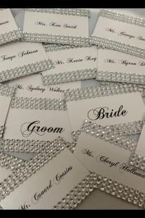 wedding photo - ♥ ~ ~ ♥ • Idées pour Escort / salle de mariage cartes