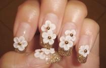 wedding photo - (♥) Nails Art De Novias (♥)