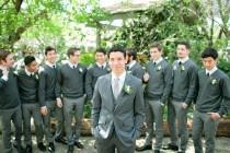 wedding photo - groomsmen