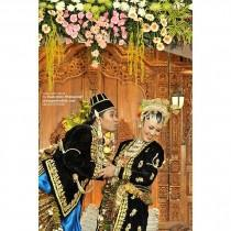 wedding photo - Arum & Adit  At , 2014