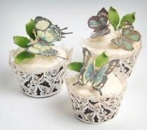 wedding photo - Butterfly Themed Wedding