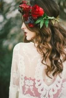 wedding photo - Red Inspiration de mariage.