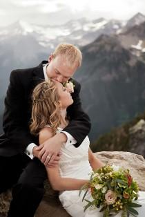 wedding photo - Scenic Wedding Photos