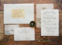 wedding photo - (Invitations)