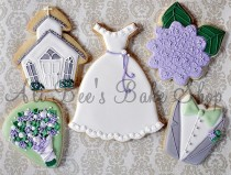 wedding photo - Cookies - Свадьба