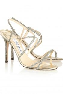 wedding photo - Editor's Pick: Jimmy Choo Wedding Shoes