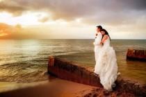 wedding photo - Тропическая Свадьба