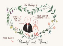 wedding photo - Weddings-Invitations-Menus-Save The Date.....