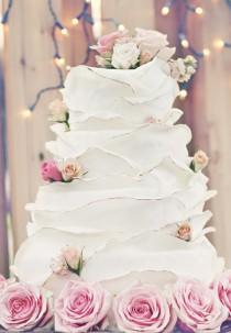 wedding photo - Ideas de la torta de boda