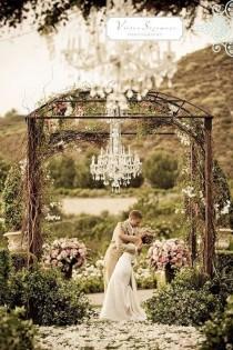 wedding photo - Garden Weddings