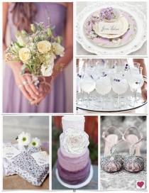 wedding photo - Weddings-Purple