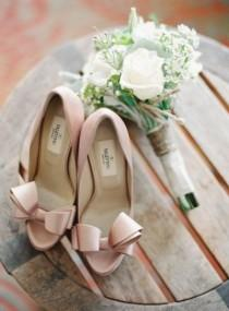 wedding photo - Chaussures de mariée