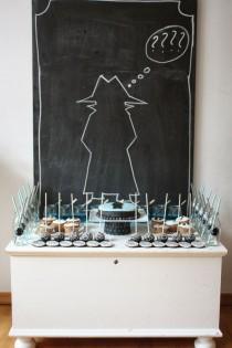 wedding photo - Table de douceurs