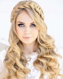 wedding photo - Braided Hair Models