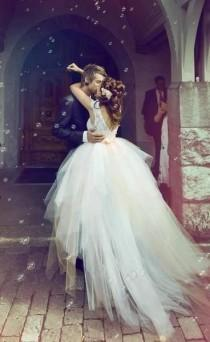 wedding photo - Mariages-Jeune-Tulle