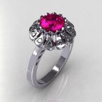 wedding photo - Hot Pink/Fuscia Wedding Palette