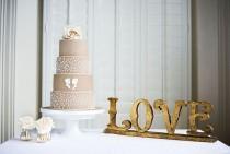wedding photo - Cake