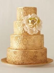 wedding photo - Kuchen