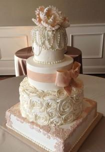 wedding photo -  A - Bridal Cakes, Shower, Wedding, Engagement, Anniversarly
