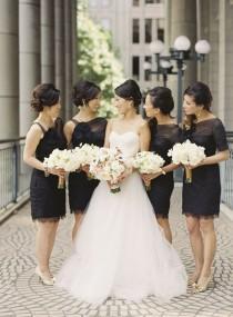 wedding photo - Demoiselles d'honneur
