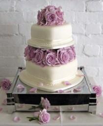 wedding photo - Lilac/Lavender Wedding