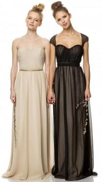 wedding photo - Bari Jay Bridesmaid Dresses