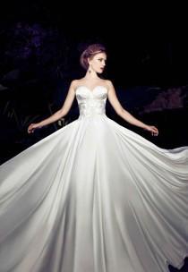 wedding photo - Nurit Hen Wedding Gown