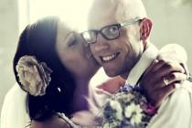 wedding photo - Kiss