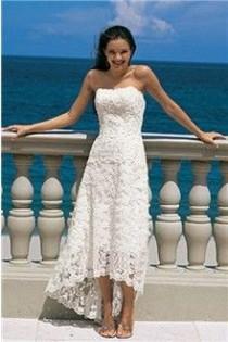 wedding photo - Свадьбы-Бич-платья
