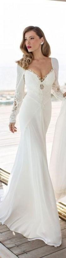 wedding photo - Платья...Шепчутся Белые