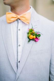 wedding photo - Бутоньерки