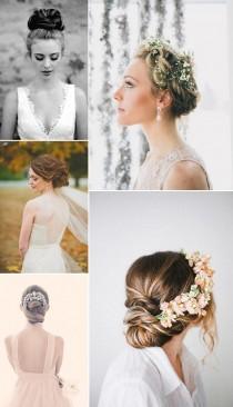 wedding photo - 10 peinados para una boda en verano