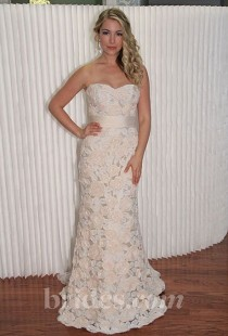 wedding photo - Fall 2013 Wedding Dress Trends