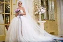 wedding photo - Celebrity Brautkleider: TV & Movies