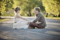 wedding photo - Folksy Autumn Glenbrae Wedding by Alice Swan {Jana & Jan-Dirk}