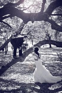 wedding photo - Catch Me If You Can