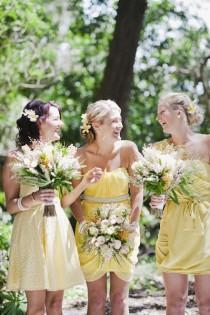 wedding photo - ::Yellow Wedding::