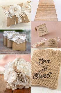 wedding photo - Rustic Wedding Theme: Snag this Style!