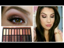 wedding photo - Tutoriel yeux Berry Smokey